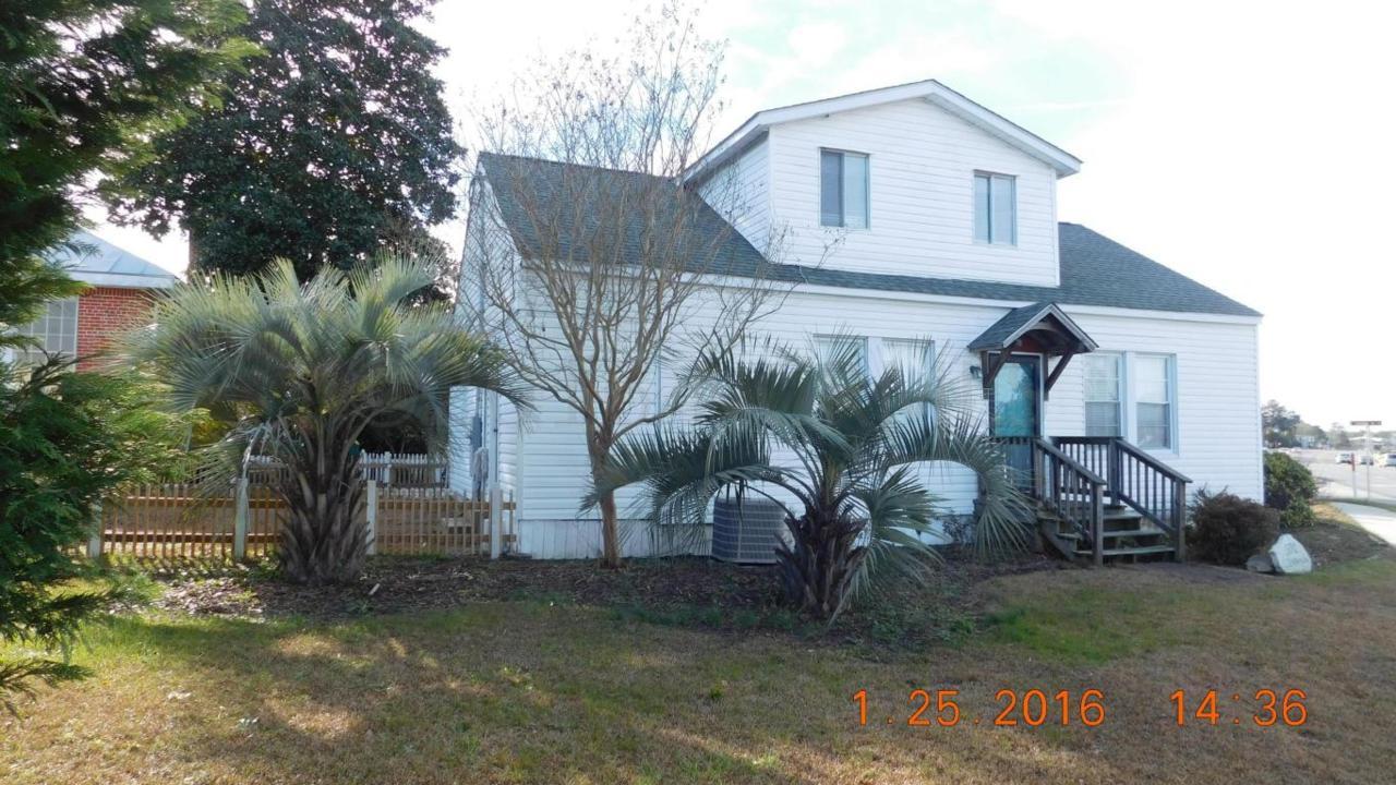 501 S Sabiston Drive, Swansboro, NC 28584 (MLS #100000476) :: Century 21 Sweyer & Associates