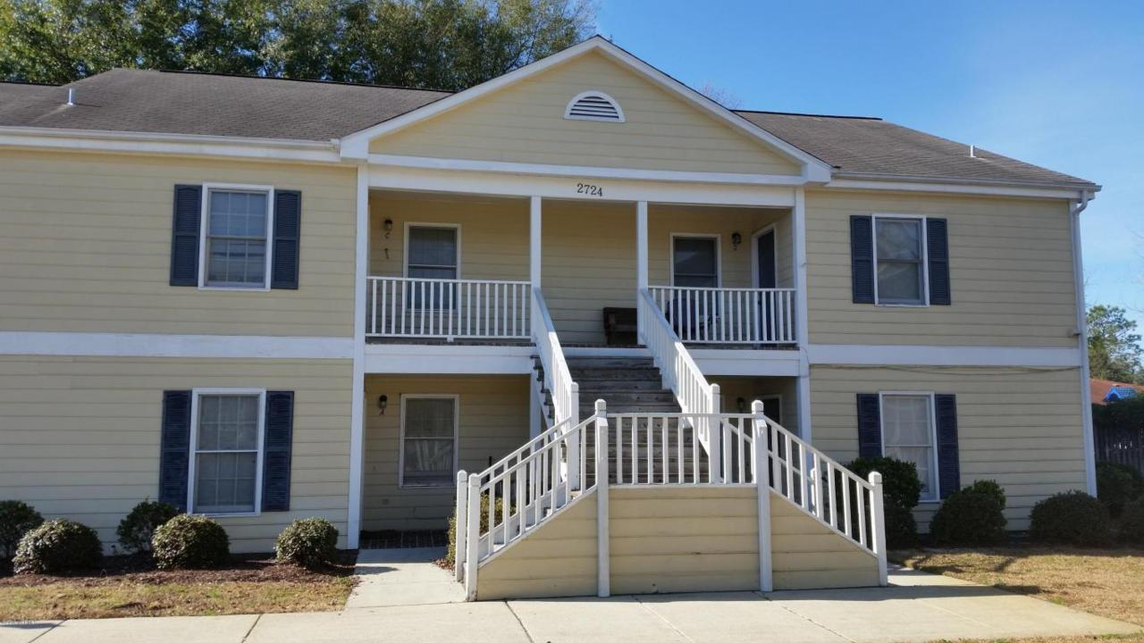 2724 S 17TH Street B, Wilmington, NC 28412 (MLS #100003872) :: Century 21 Sweyer & Associates