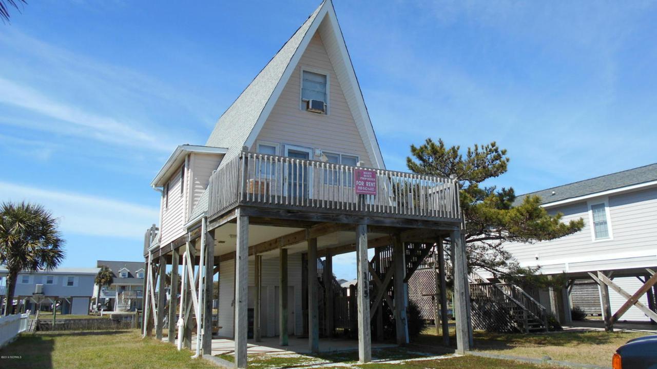 115 Dolphin Street, Holden Beach, NC 28462 (MLS #100005144) :: Century 21 Sweyer & Associates