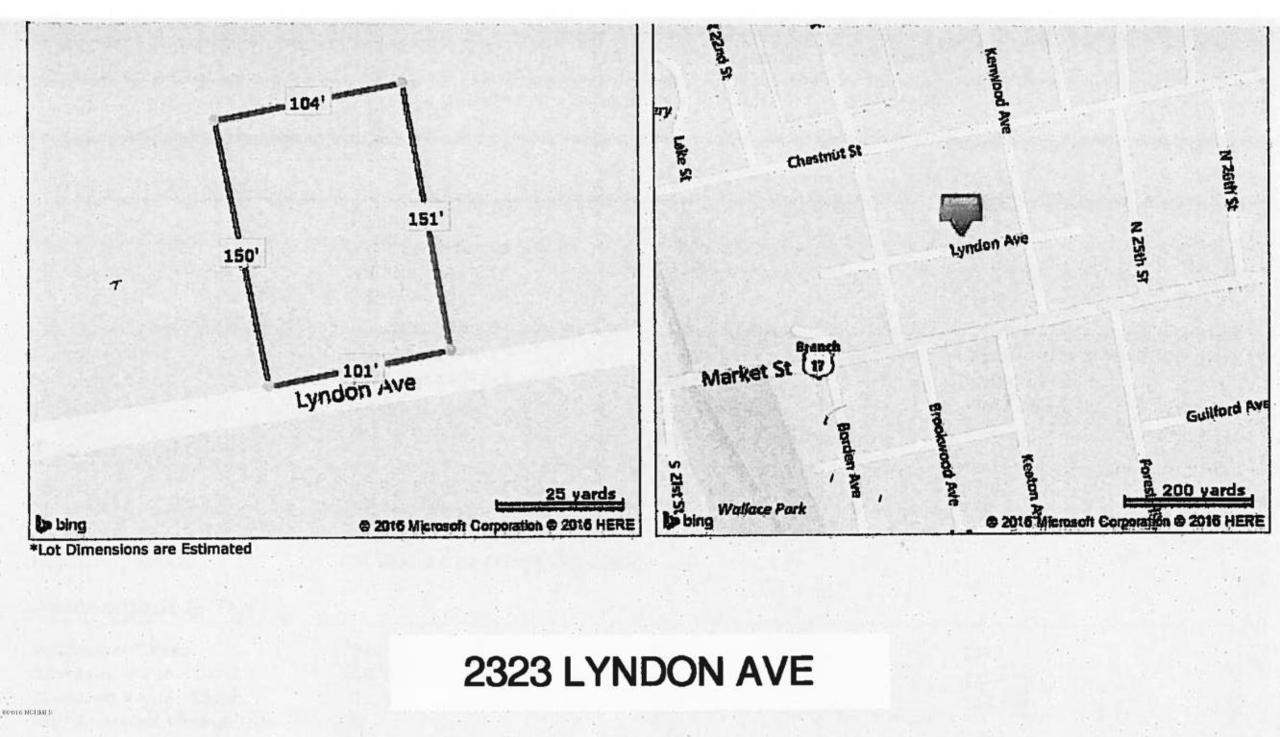 2323 Lyndon Avenue, Wilmington, NC 28403 (MLS #100010295) :: Century 21 Sweyer & Associates