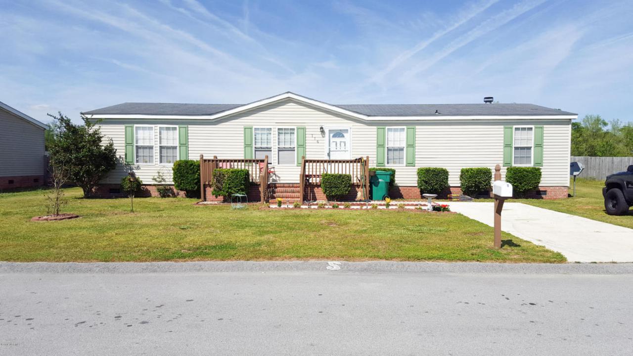 116 Magnolia Gardens Drive, Jacksonville, NC 28540 (MLS #100010822) :: Century 21 Sweyer & Associates