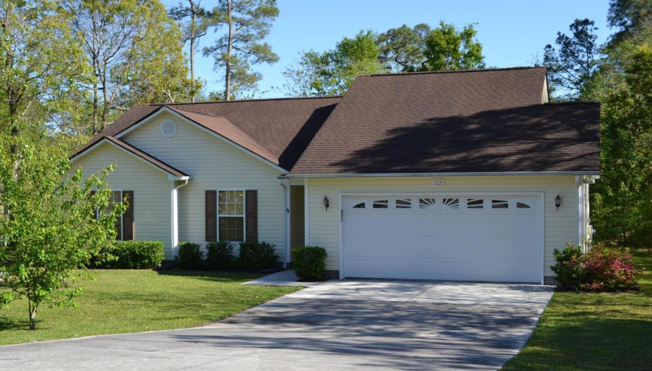 122 Longwood Drive, Stella, NC 28582 (MLS #100010997) :: Century 21 Sweyer & Associates