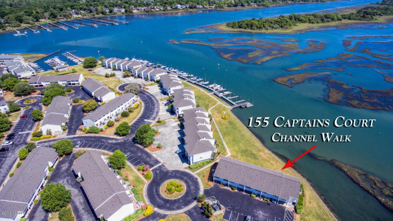 155 Captains Court, Wrightsville Beach, NC 28480 (MLS #100011167) :: Century 21 Sweyer & Associates