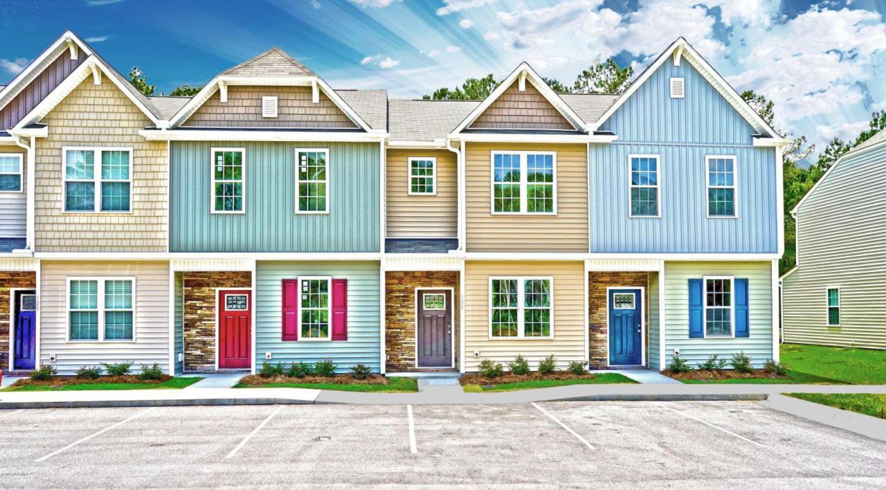 107 Beacon Woods Drive 1-4, Holly Ridge, NC 28445 (MLS #100017727) :: Century 21 Sweyer & Associates