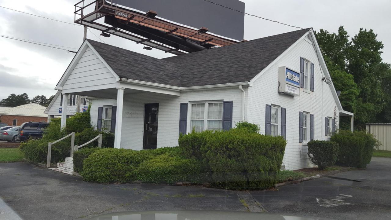 709 Plaza Boulevard, Kinston, NC 28501 (MLS #100017919) :: Century 21 Sweyer & Associates