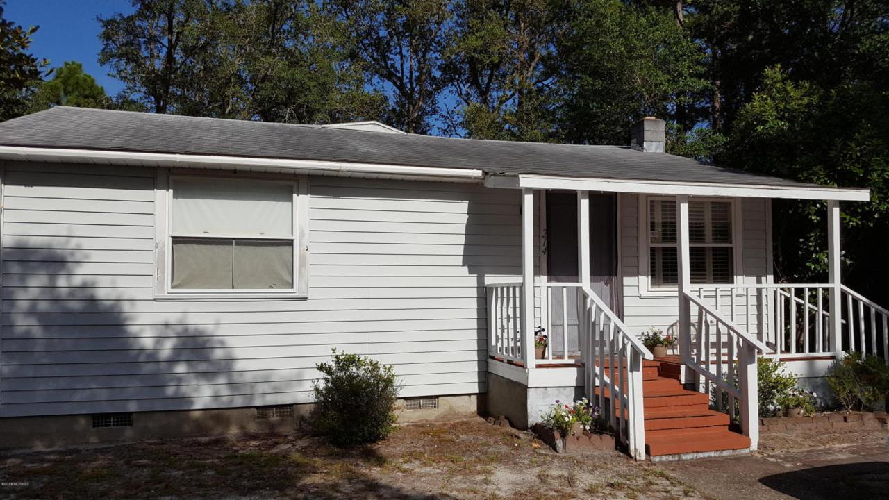 214 NE 64th Street, Oak Island, NC 28465 (MLS #100017976) :: Century 21 Sweyer & Associates