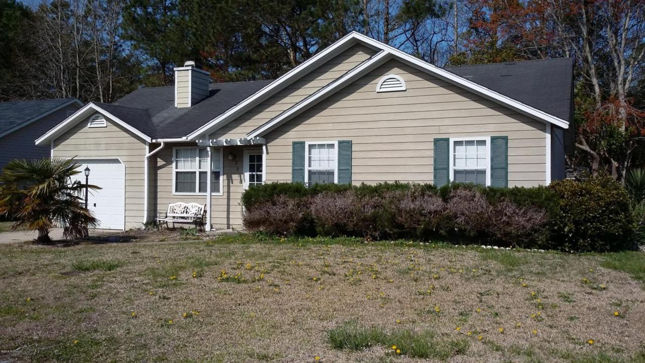 2910 Norbrick Street, Midway Park, NC 28544 (MLS #100018788) :: Century 21 Sweyer & Associates