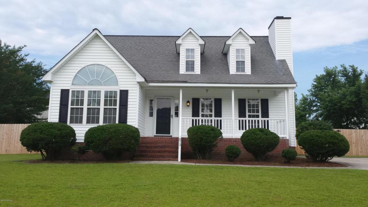 873 Winterfield Drive, Winterville, NC 28590 (MLS #100019286) :: Century 21 Sweyer & Associates