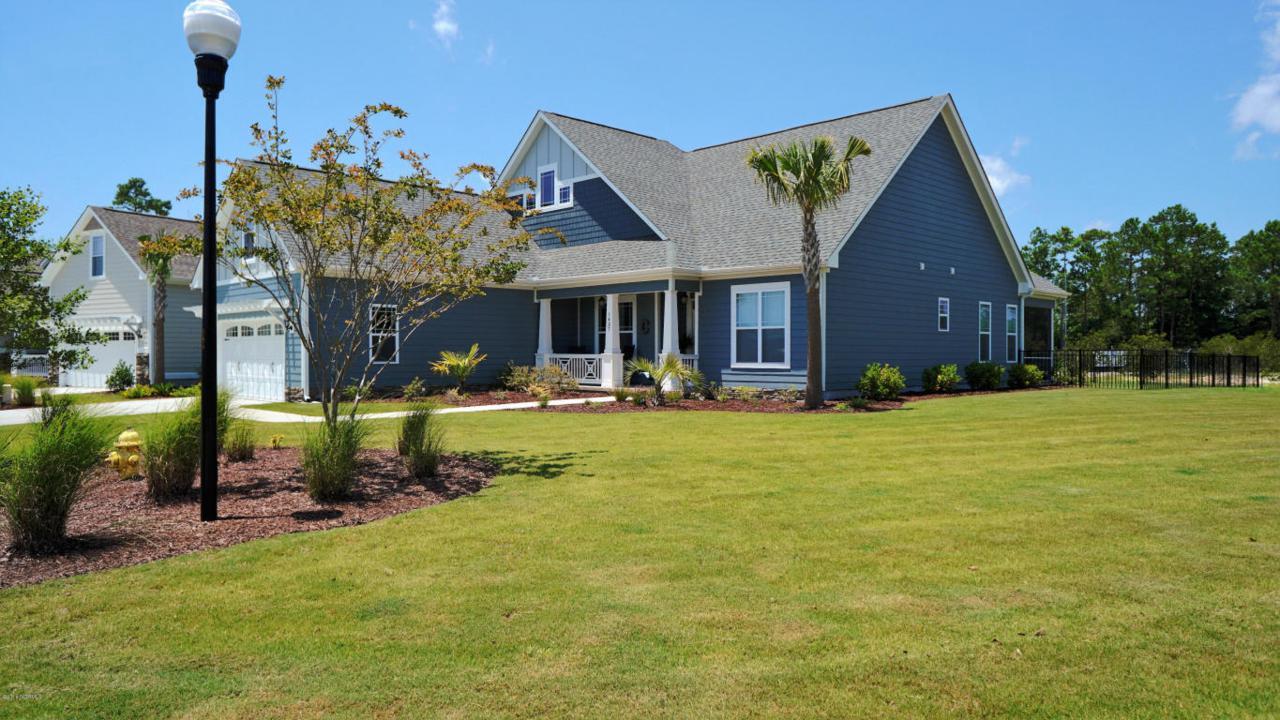 1437 Landover Drive, Ocean Isle Beach, NC 28469 (MLS #100019981) :: Century 21 Sweyer & Associates
