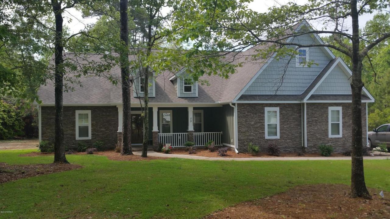 101 Weathersbee Drive, Hampstead, NC 28443 (MLS #100020199) :: Century 21 Sweyer & Associates