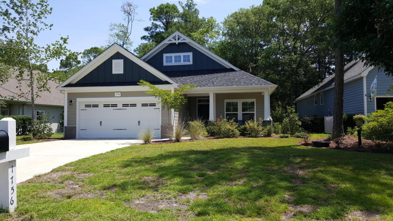 1756 Oakbrook Drive SW, Ocean Isle Beach, NC 28469 (MLS #100020644) :: Century 21 Sweyer & Associates