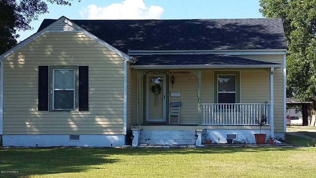 7709 Town Creek Road, Elm City, NC 27822 (MLS #100027057) :: Century 21 Sweyer & Associates