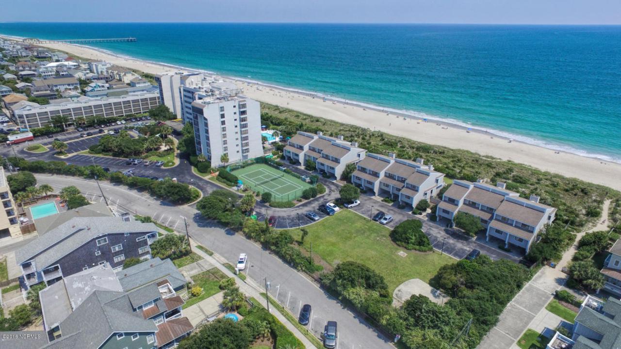 95 S Lumina Avenue 3-G, Wrightsville Beach, NC 28480 (MLS #100027471) :: Century 21 Sweyer & Associates