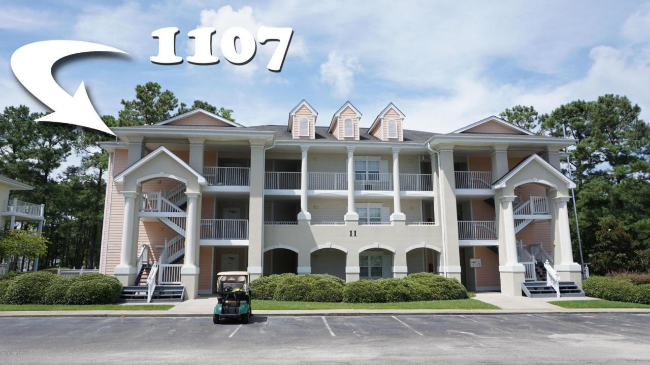 330 S Middleton Drive NW #1107, Calabash, NC 28467 (MLS #100027596) :: Century 21 Sweyer & Associates