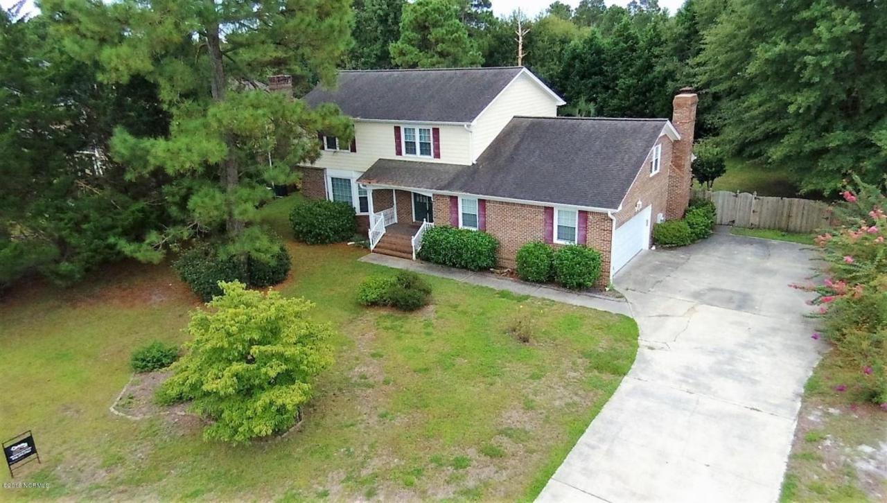 3208 Aster Court, Wilmington, NC 28409 (MLS #100028115) :: Century 21 Sweyer & Associates