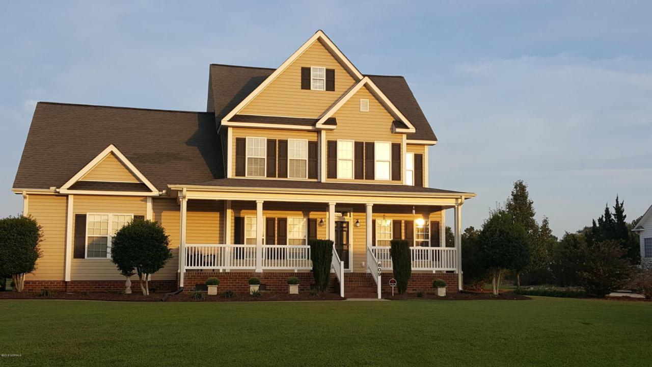 609 Kara Court, Greenville, NC 27858 (MLS #100030390) :: Century 21 Sweyer & Associates