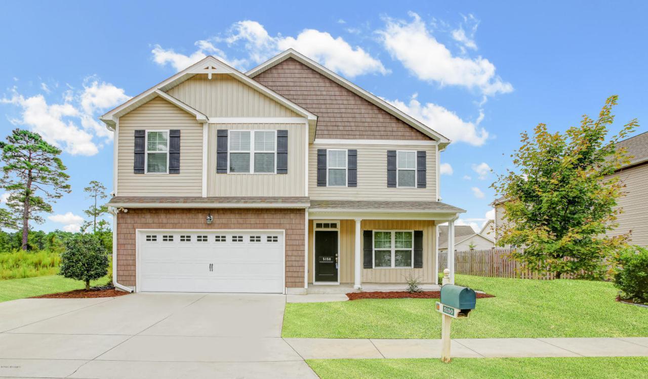 5150 Cloverland Way, Wilmington, NC 28412 (MLS #100030416) :: Century 21 Sweyer & Associates