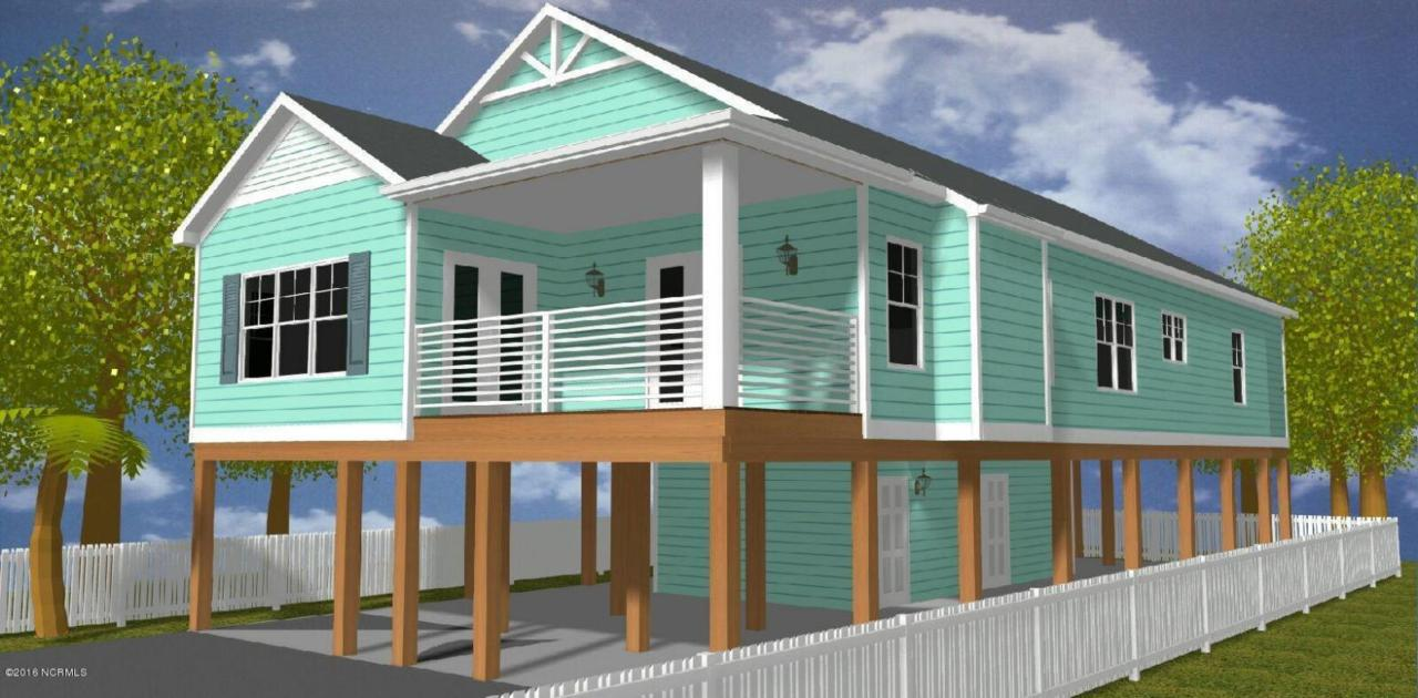 1414 Spot Lane, Carolina Beach, NC 28428 (MLS #100030978) :: Century 21 Sweyer & Associates