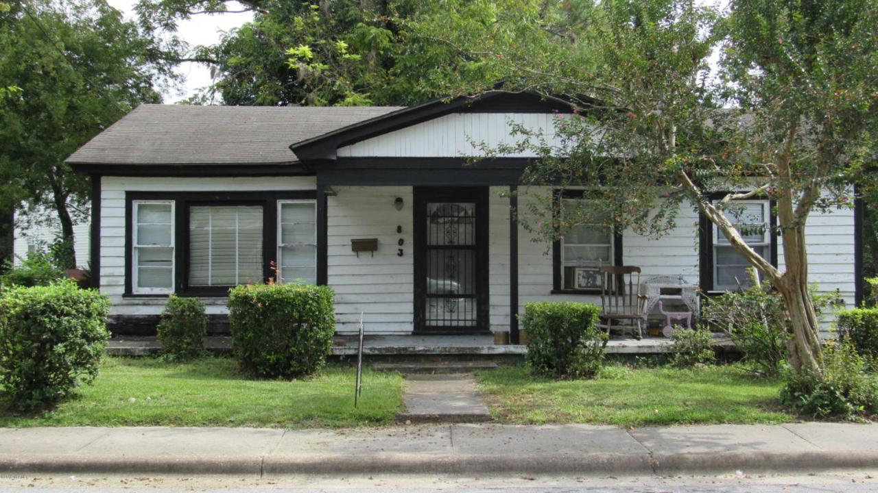 803 Van Norden Street, Washington, NC 27889 (MLS #100031327) :: Century 21 Sweyer & Associates