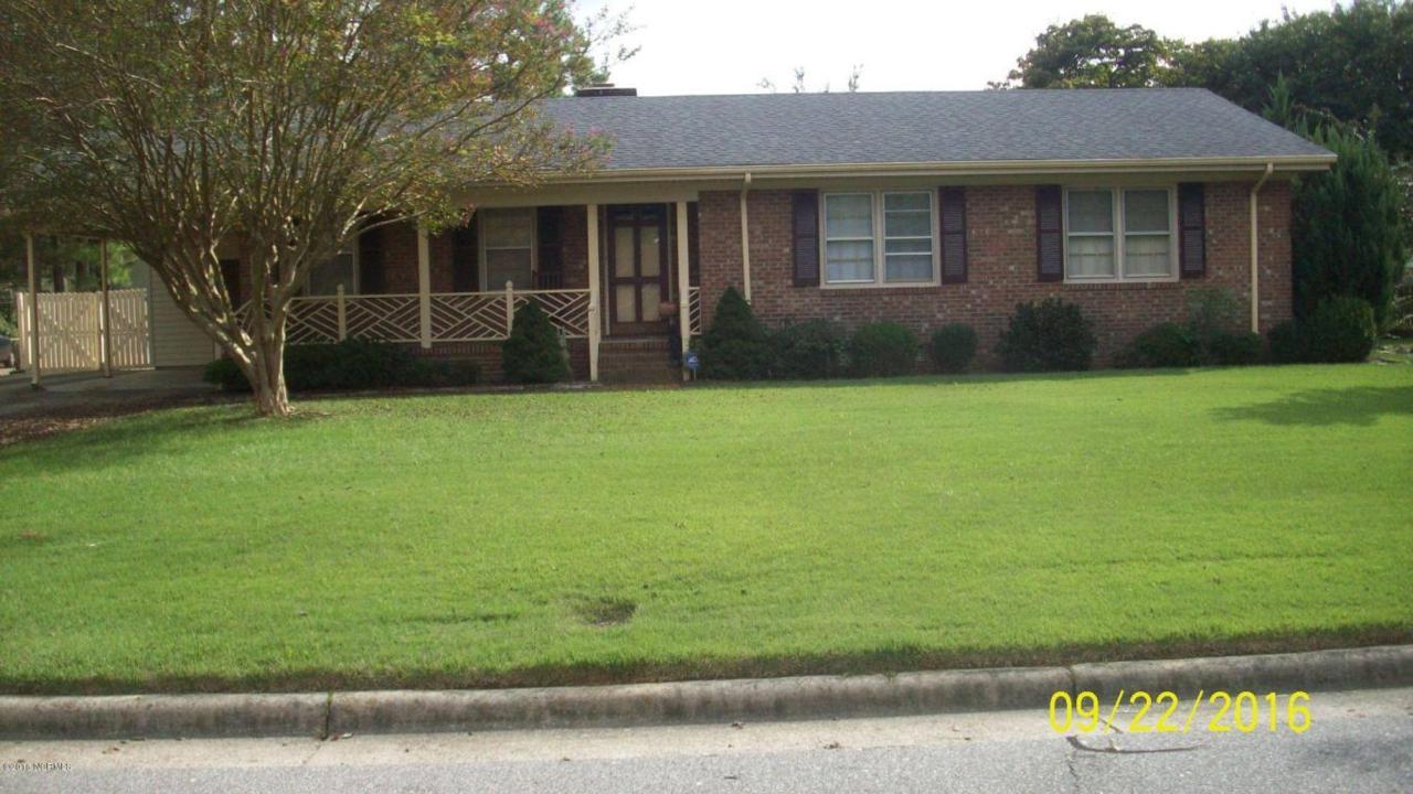 1727 Parkway Street W, Wilson, NC 27893 (MLS #100031552) :: Century 21 Sweyer & Associates