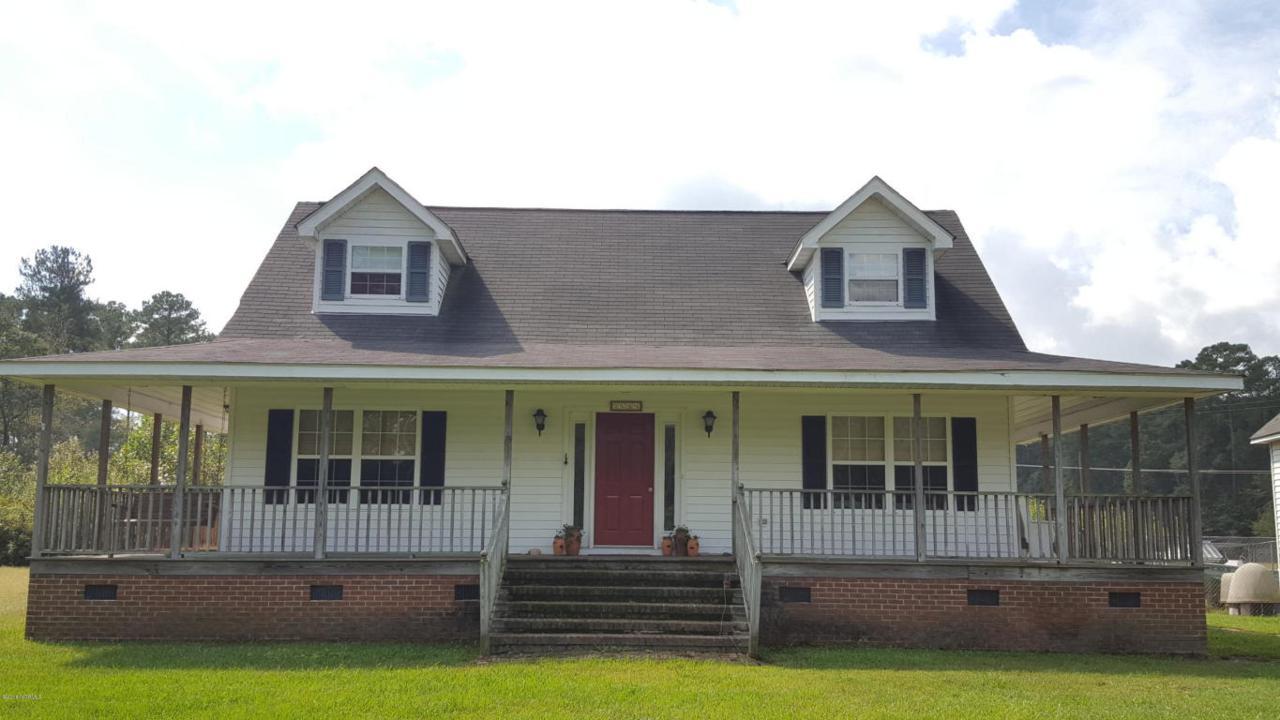 3688 Bailey Road, Williamston, NC 27892 (MLS #100032501) :: Century 21 Sweyer & Associates