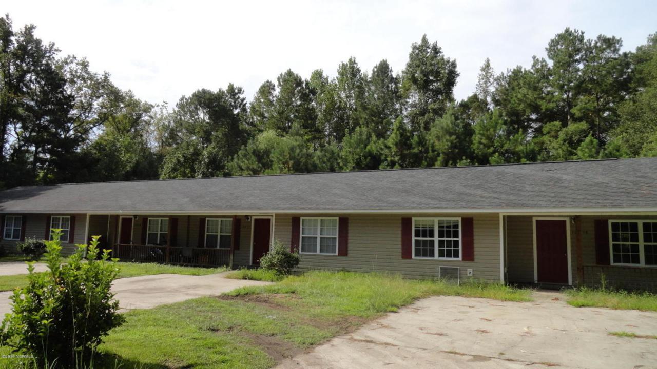120 & 126 Joe Powell Lane, Jacksonville, NC 28540 (MLS #100032503) :: Century 21 Sweyer & Associates