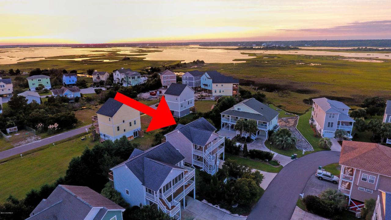 121 Shaes Landing, Surf City, NC 28445 (MLS #100032510) :: Century 21 Sweyer & Associates