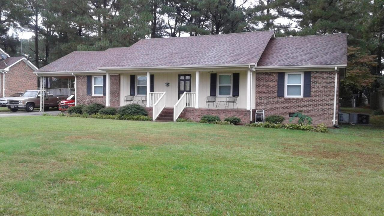 2218 Arbor Road N, Wilson, NC 27893 (MLS #100032985) :: Century 21 Sweyer & Associates