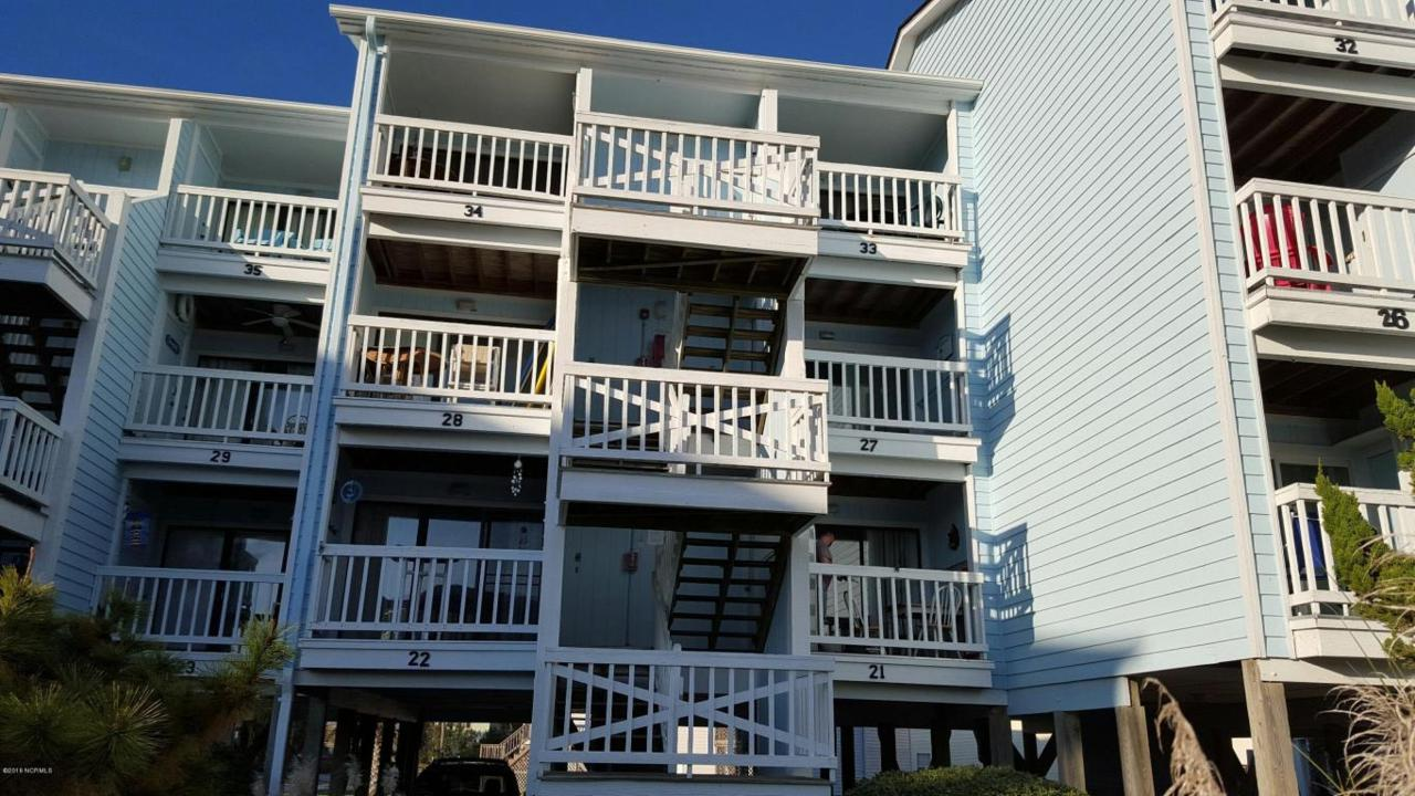 101 Sea Oats Lane D33, Carolina Beach, NC 28428 (MLS #100033067) :: Century 21 Sweyer & Associates