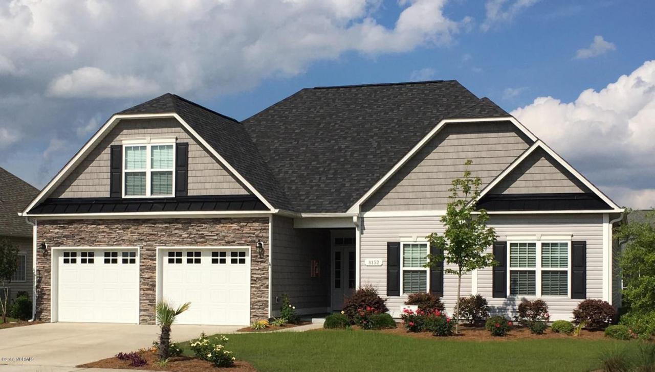 8152 Garden Pointe Drive, Leland, NC 28451 (MLS #100033092) :: Century 21 Sweyer & Associates