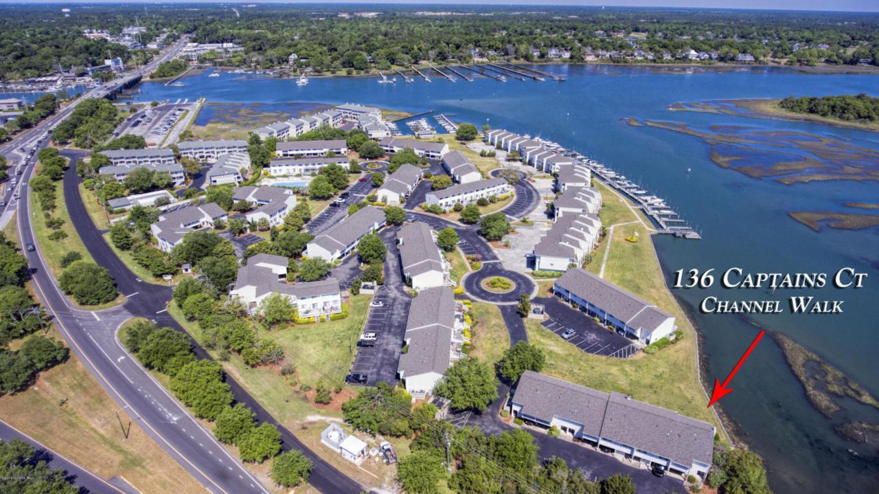 136 Captains Court, Wrightsville Beach, NC 28480 (MLS #100033221) :: Century 21 Sweyer & Associates