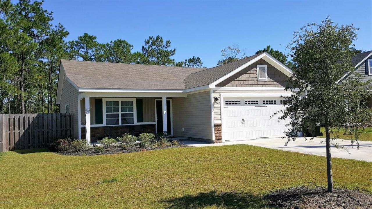 414 Ridgeway Drive, Sneads Ferry, NC 28460 (MLS #100033358) :: Century 21 Sweyer & Associates