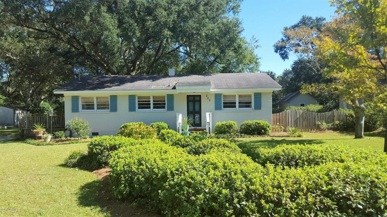 205 Neuse Avenue, Morehead City, NC 28557 (MLS #100033430) :: Century 21 Sweyer & Associates