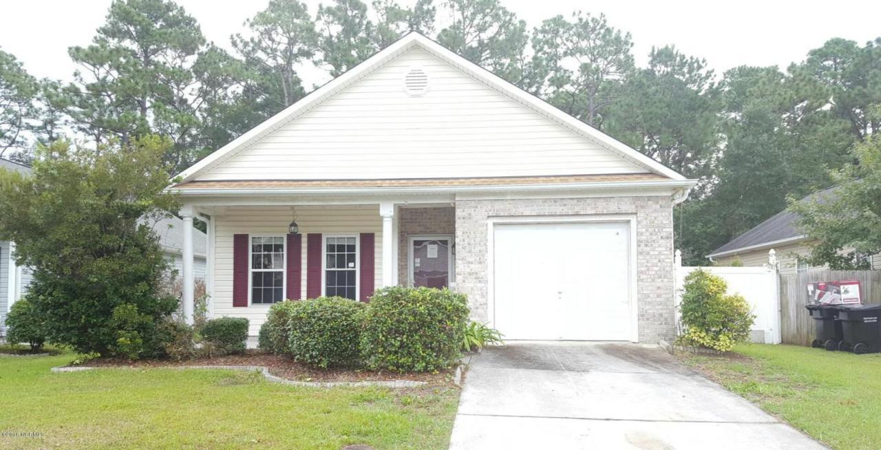 151 Raye Drive, Wilmington, NC 28412 (MLS #100033914) :: Century 21 Sweyer & Associates