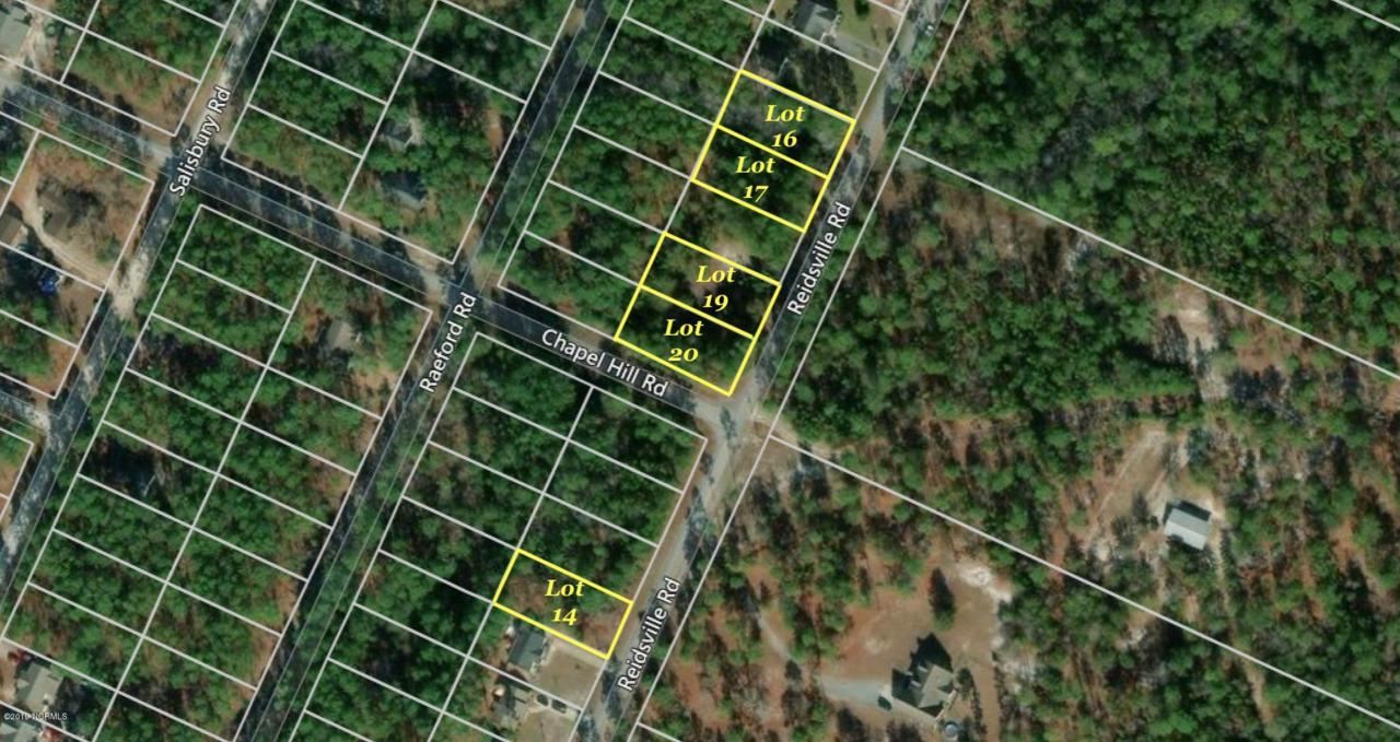 5 Lots Reidsville Road - Photo 1