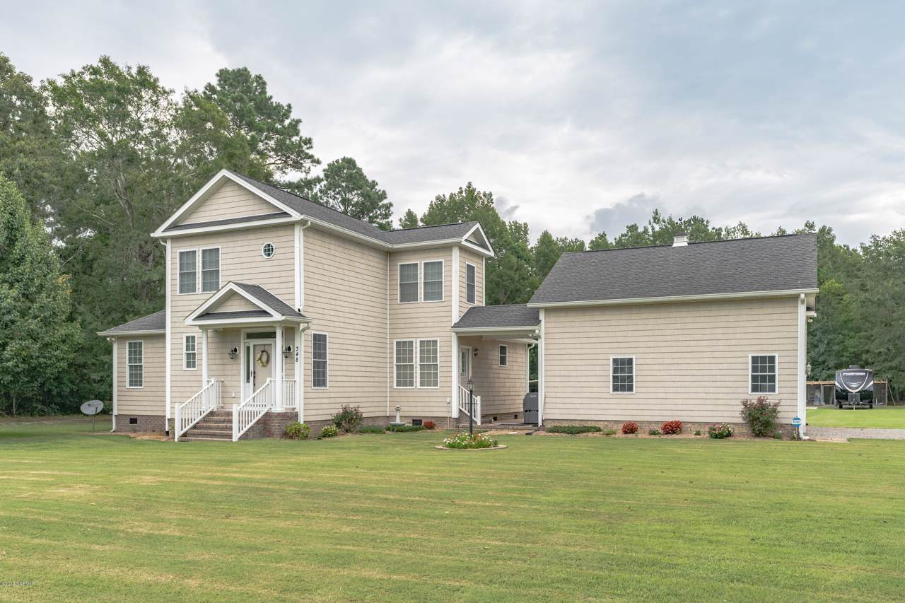 348 Harris Swamp Road - Photo 1