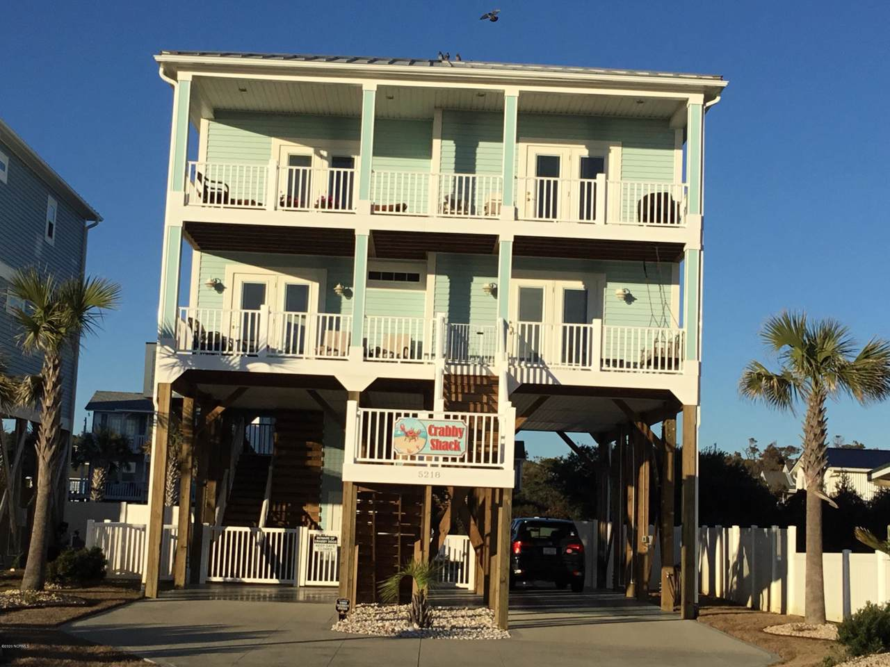 5218 E Beach Drive, Oak Island