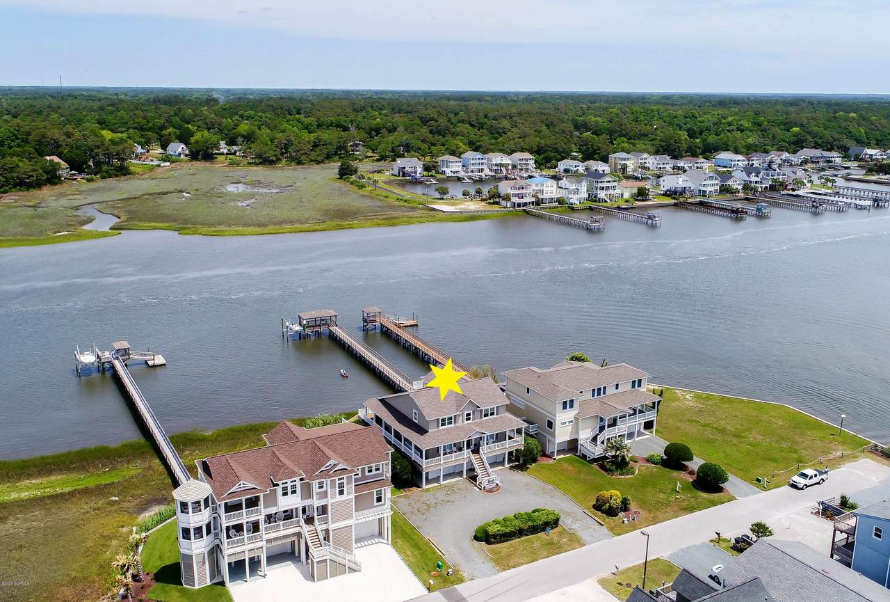 197  Greensboro Street, Holden Beach