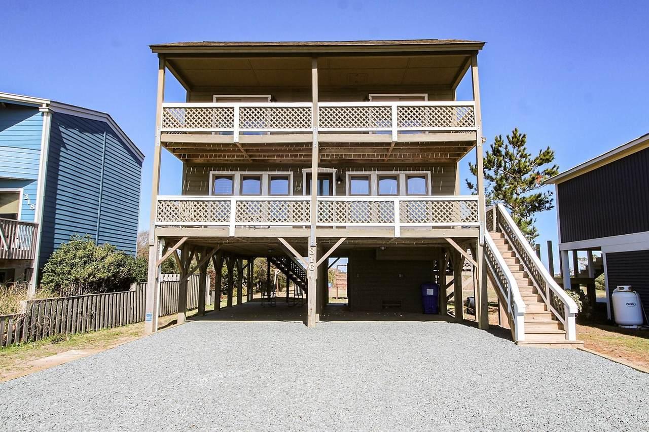 316  Caswell Beach Road, Oak Island