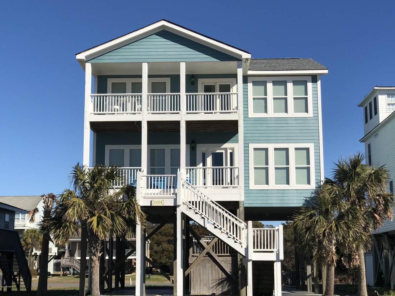 2224 E Beach Drive, Oak Island