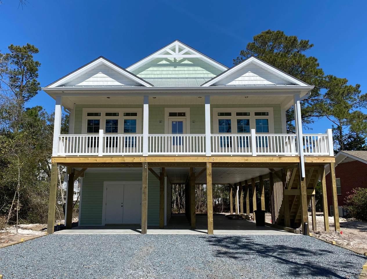 1106 E Oak Island Drive, Oak Island