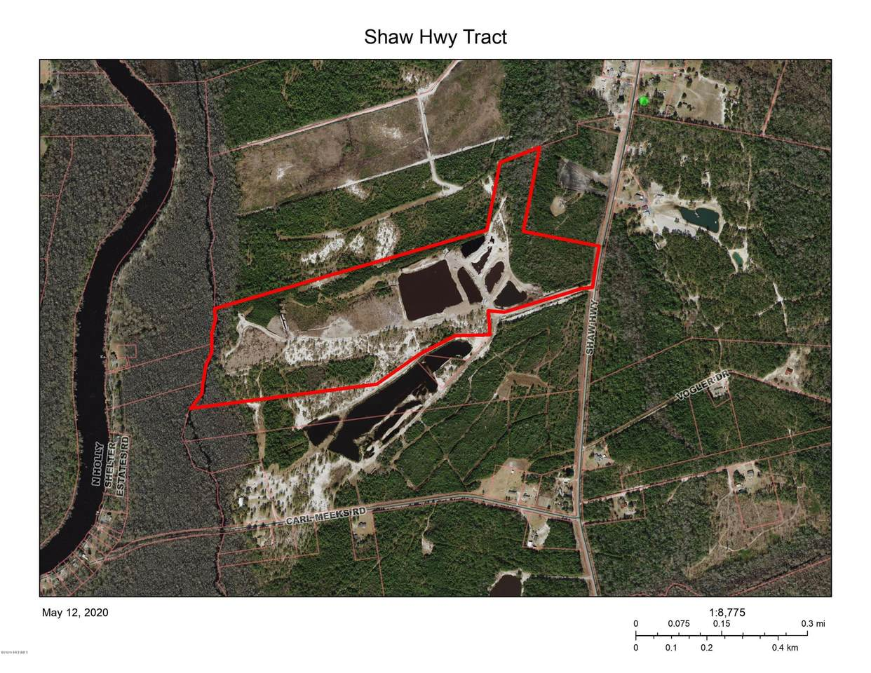 Tract 3 Shaw Highway - Photo 1