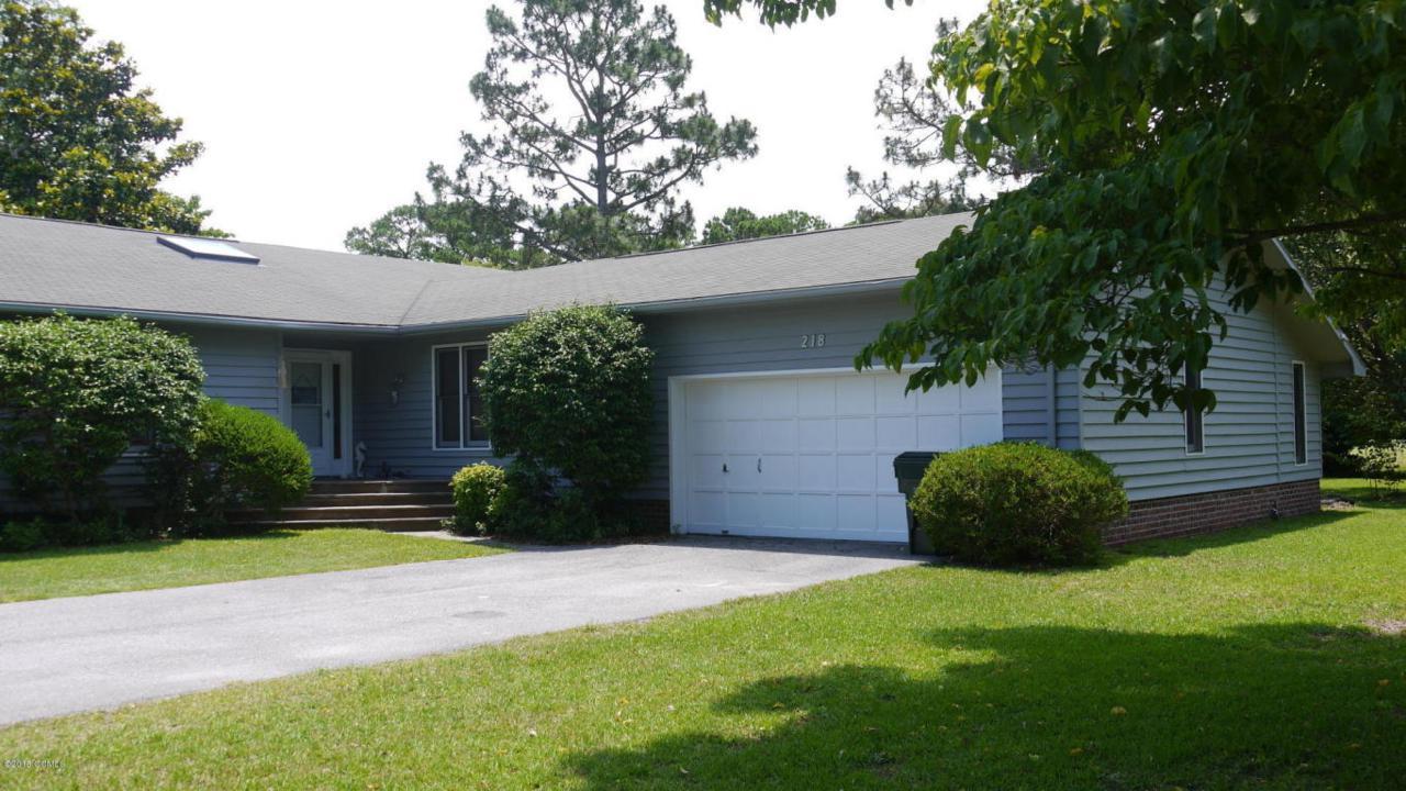 218 Star Hill Drive, Cape Carteret, NC 28584 (MLS #11503197) :: Century 21 Sweyer & Associates