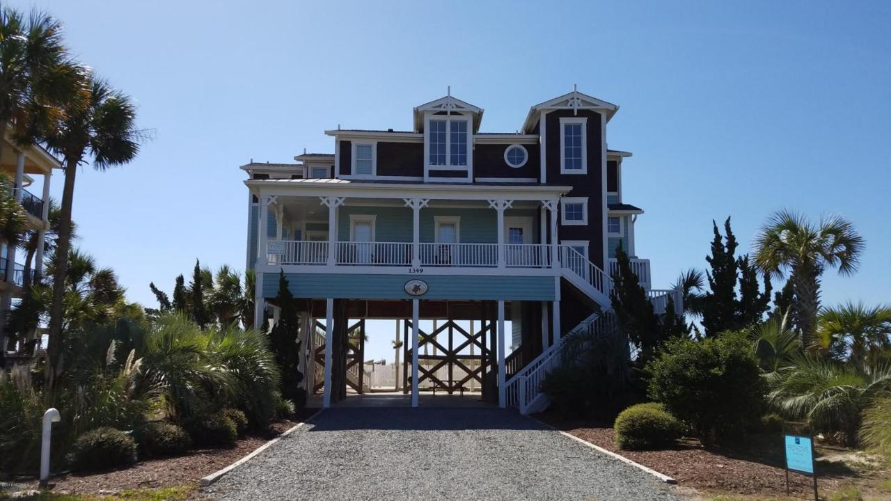 1349 Ocean Boulevard W, Holden Beach, NC 28462 (MLS #100012904) :: Century 21 Sweyer & Associates