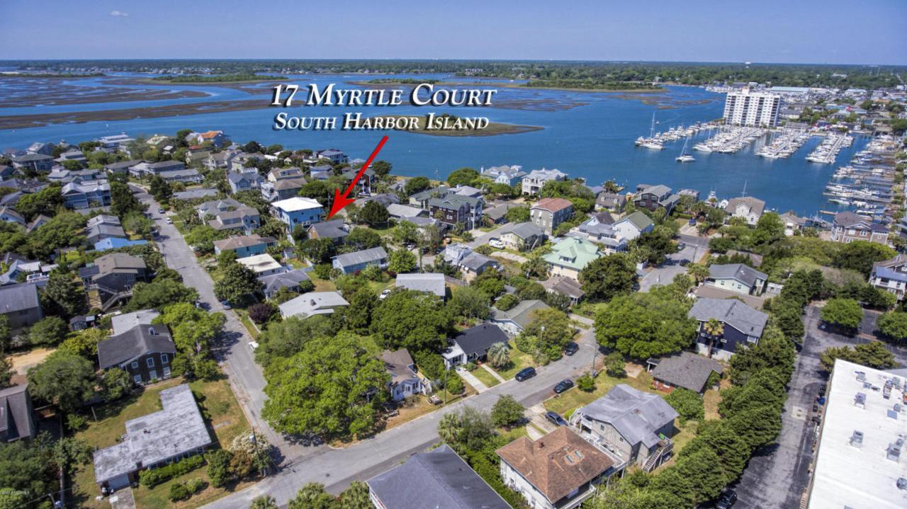 17 Myrtle Court, Wrightsville Beach, NC 28480 (MLS #100013003) :: Century 21 Sweyer & Associates