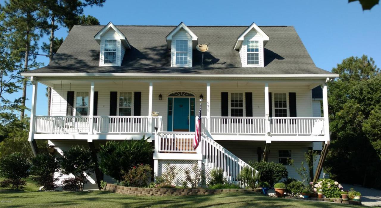 973 N Shore Drive, Southport, NC 28461 (MLS #100016267) :: Century 21 Sweyer & Associates
