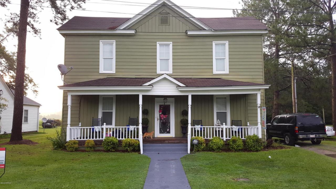202 S Main Street, Walstonburg, NC 27888 (MLS #100018550) :: Century 21 Sweyer & Associates
