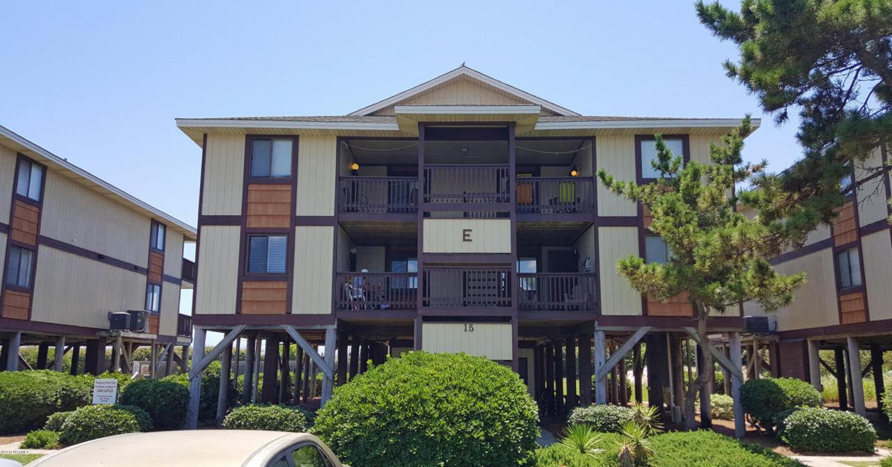 15 Ocean Isle West Boulevard E-1, Ocean Isle Beach, NC 28469 (MLS #100021161) :: Century 21 Sweyer & Associates