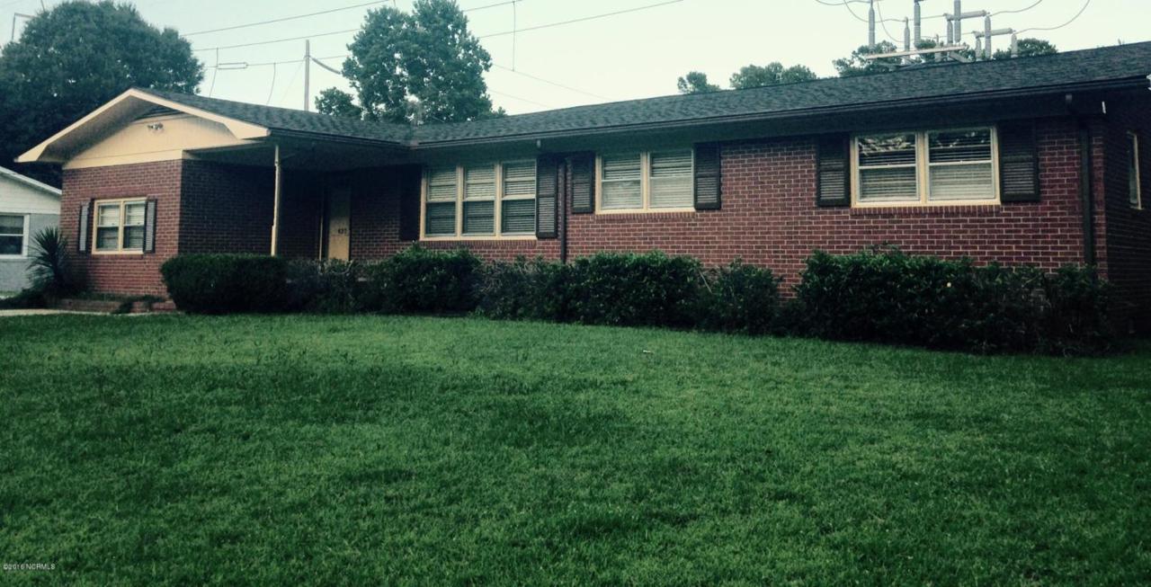 437 Clearbrook Drive, Wilmington, NC 28409 (MLS #100022691) :: Century 21 Sweyer & Associates