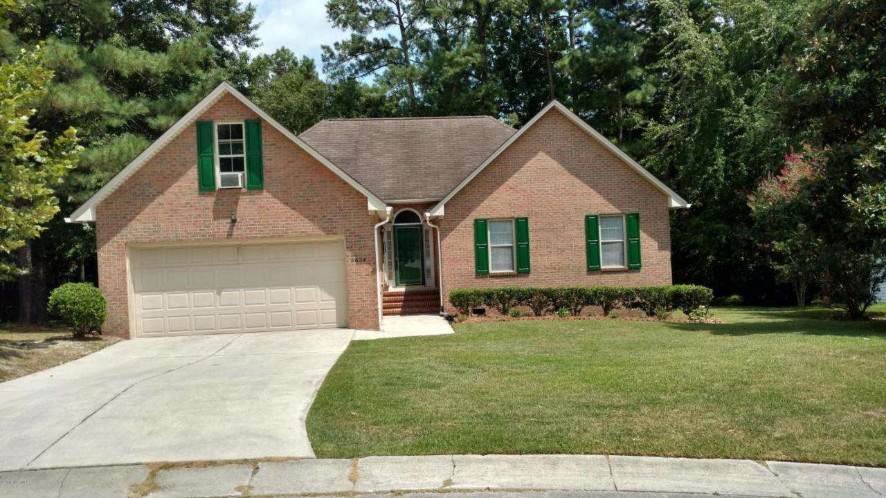 5624 E Whisper Creek Lane, Wilmington, NC 28409 (MLS #100024666) :: Century 21 Sweyer & Associates
